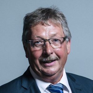 Sammy Wilson MP